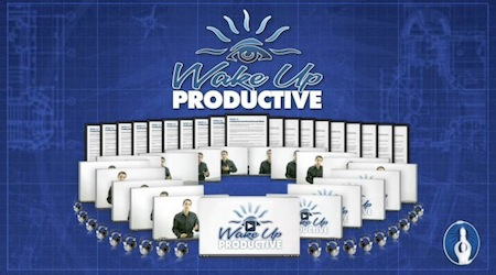 Wake Up Productive Home Study Course