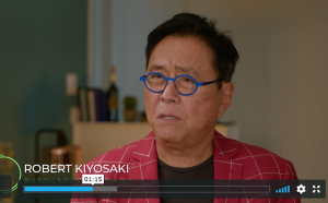 Robert Kiyosaki Featured in Money Revealed