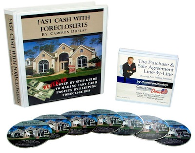 Fast Cash With Foreclosures Review